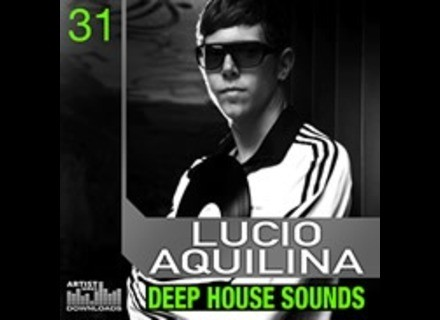 Loopmasters Deep House Sounds - Lucio Aquilina