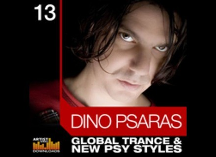 Loopmasters Dino Psaras Global Trance and Psy Styles