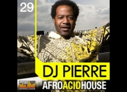 Loopmasters DJ Pierre - Afro Acid House
