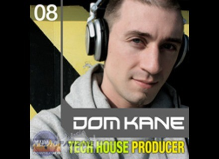 Loopmasters Dom Kane - Tech House Producer