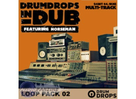Loopmasters Drum Drops in Dub Vol 2 Pack 2