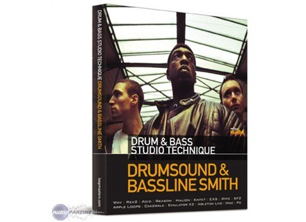 Loopmasters Drumsound & Bassline Smith: Drum & Bass Studio Technique