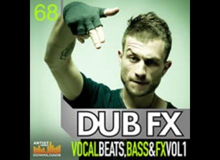 Loopmasters DubFX - Vocal Beats, Bass & FX Vol. 1