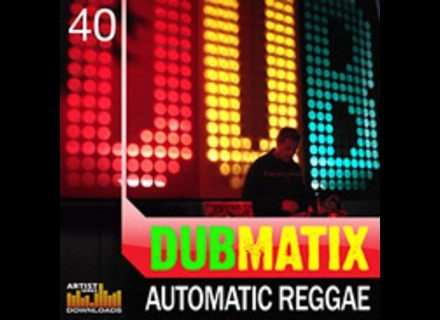 Loopmasters Dubmatix Automatic Reggae