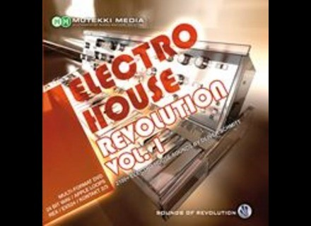 Loopmasters Electro House Revolution Vol. 1