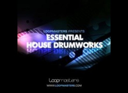 Loopmasters Essential House Drumworks