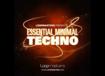 Loopmasters Essential Minimal Techno