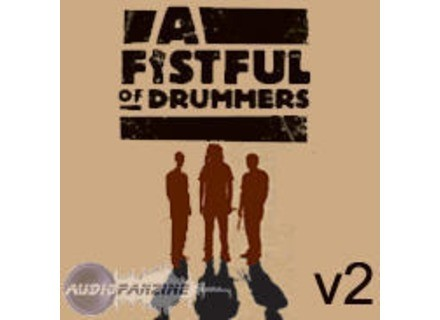 Loopmasters Fistful of Drummers Vol 2