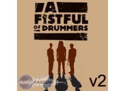 Loopmasters Fistful of Drummers Vol 2