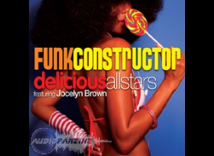 Loopmasters Funk Constructor