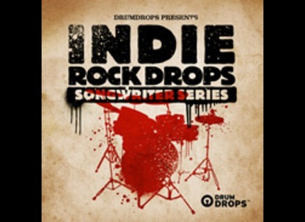 Loopmasters Indie Rock Drops - Songwriter Series Vol. 1