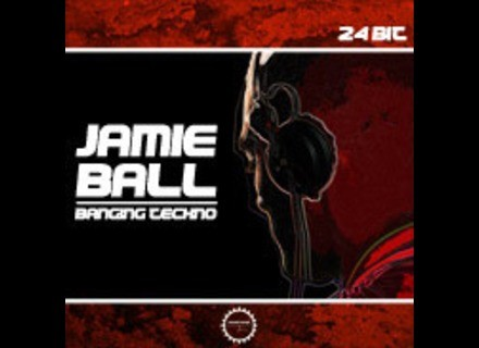 Loopmasters Jamie Ball Banging Techno