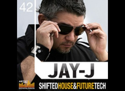 Loopmasters Jay-J Shifted House & Future Tech
