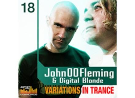 Loopmasters John 00 Fleming and Digital Blonde - Variations in Trance