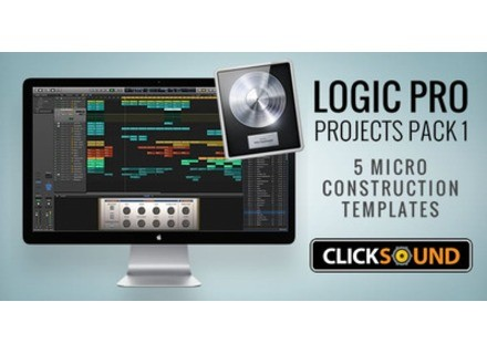 Loopmasters Logic Pro Projects Pack 1