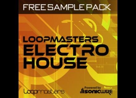 Loopmasters LOOPMASTERS FREE PACK - ELECTRO HOUSE
