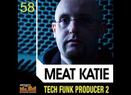 Loopmasters MEAT KATIE / TECH FUNK PRODUCER VOL.2
