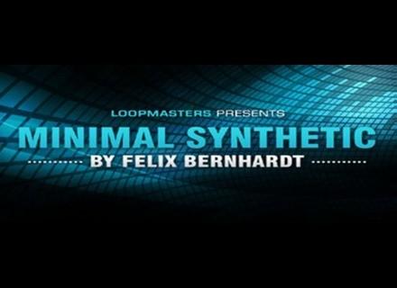 Loopmasters Minimal Synthetic By Felix Bernhardt