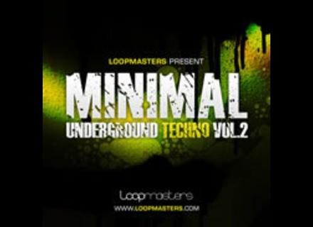 Loopmasters Minimal Underground Techno Vol. 2