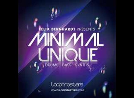 Loopmasters Minimal Unique by Felix Bernhardt