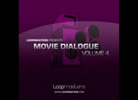 Loopmasters Movie Dialogue Vol. 4