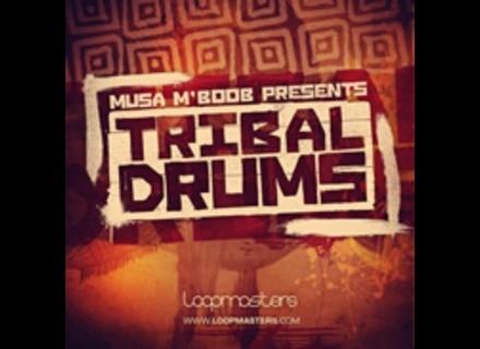 Loopmasters Musa MBoob Presents - Tribal Drums