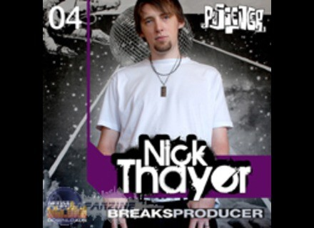 Loopmasters Nick Thayer - Breaks Producer