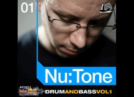 Loopmasters Nu:Tone Drum & Bass Volume 1