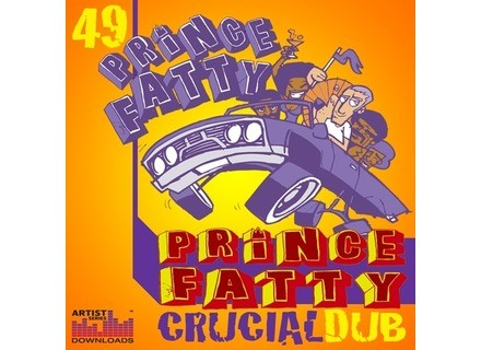Loopmasters Prince Fatty Crucial Dub