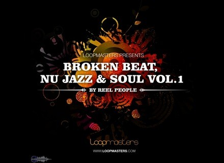 Loopmasters Reel People Broken Beat Nu Jazz and Soul V1