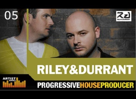 Loopmasters Riley And Durrant - Progressive House Producer