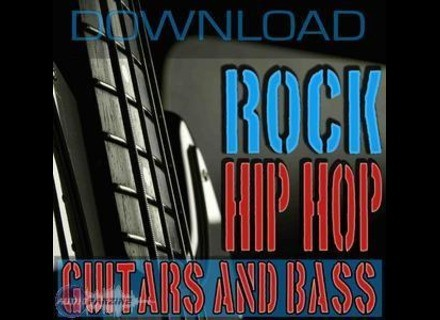 Loopmasters Rock and Hip Hop guitar and bass