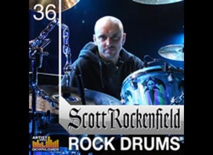 Loopmasters Scott Rockenfield's Rock Drums