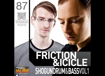 Loopmasters Shogun Audio Drum And Bass Vol 1