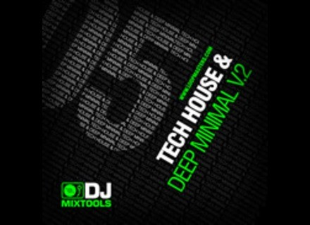 Loopmasters Tech House & Deep Minimal Vol 2