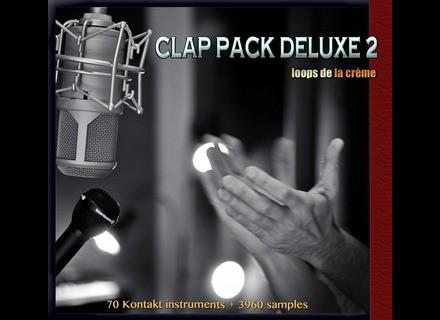 Loops de la Crème Clap Pack Deluxe 2