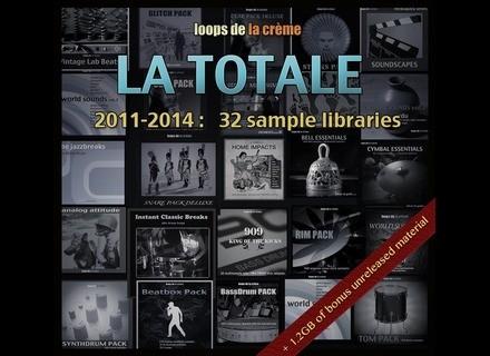 Loops de la Crème La Totale