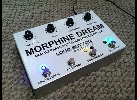 Loud Button Electronics Morphine Dream