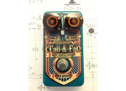Lounsberry Pedals Tall & Fat