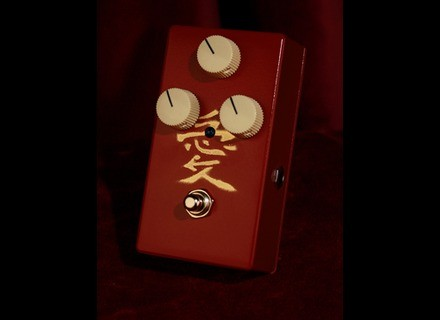 Lovepedal Kanji Classic Distortion Pedal