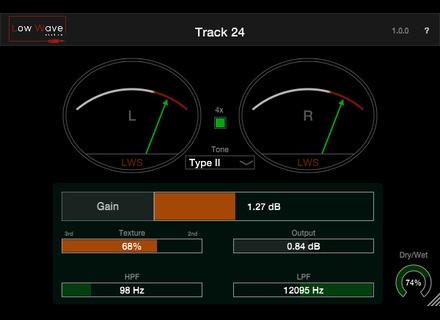 Low Wave Studio Track24
