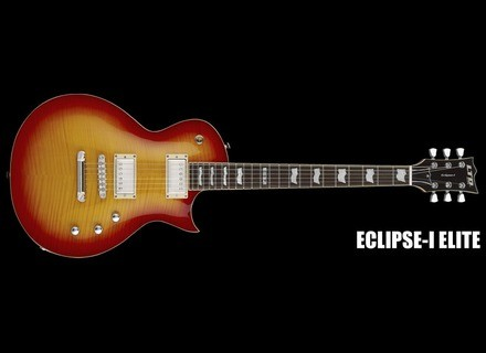 LTD Elite Eclipse-I Elite - Cherry Sunburst