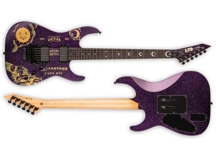 LTD KH-2 Ouija Purple Sparkle