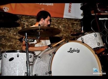 Ludwig Drums Accent Zep set 26