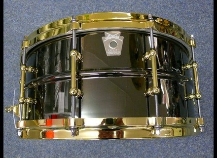 "Ludwig Drums Black Beauty LB417BT 14""x6.5"""