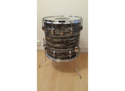 Ludwig Drums black oyster pearl 60'