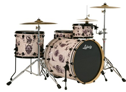Ludwig Drums Element SE Limited Edition Corey Miller