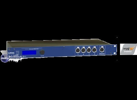 luminex Ethernet - DMX4