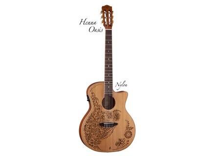 avis d 39 utilisateurs luna guitars henna oasis spruce. Black Bedroom Furniture Sets. Home Design Ideas