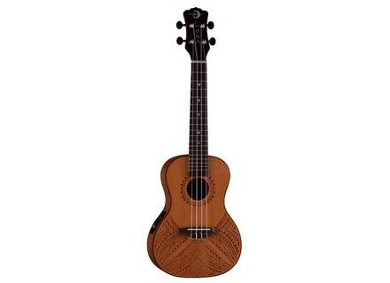 Luna Guitars Tapa Concert Cedar